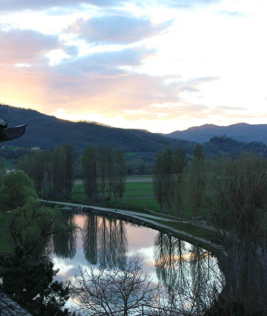 tiber_sunset